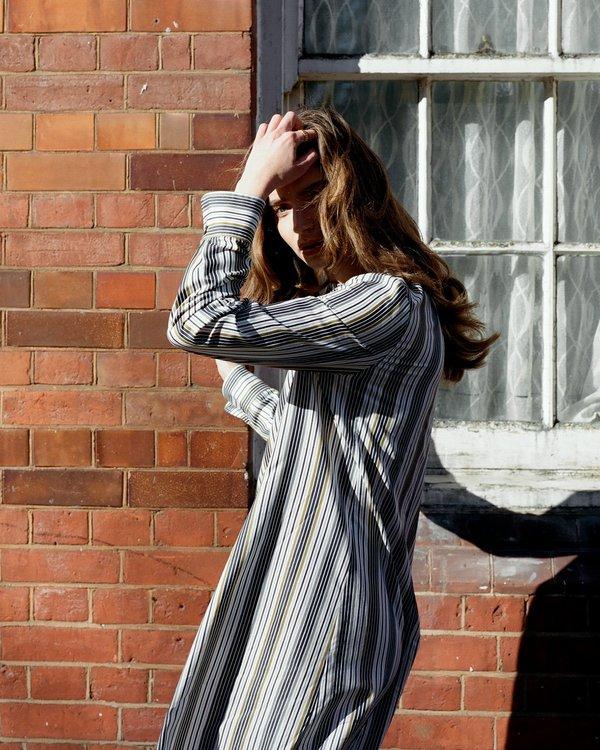 The Acey Wear-Everywhere Dress - Stripe