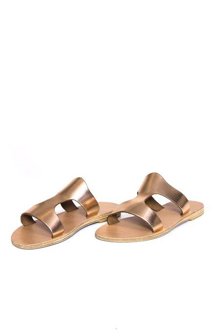 KYMA Santorini Sandal - Bronze/Bronze