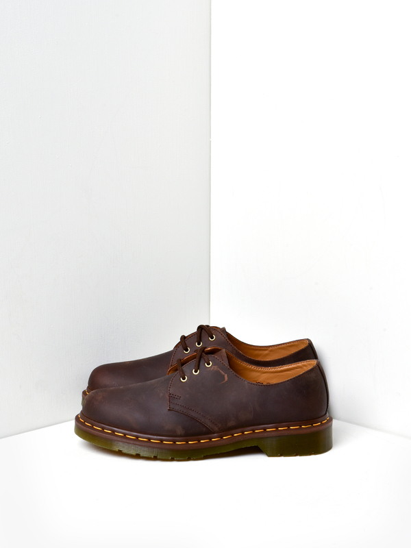 online store website for discount official supplier Unisex Dr.Martens 1461 CRAZY HORSE GAUCHO on Garmentory