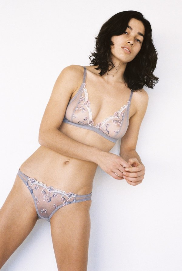 Lonely Scout Tri Brief - Pastel Daisy