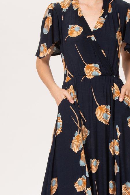 Bel Kazan La Vie En Rose Dress - floral