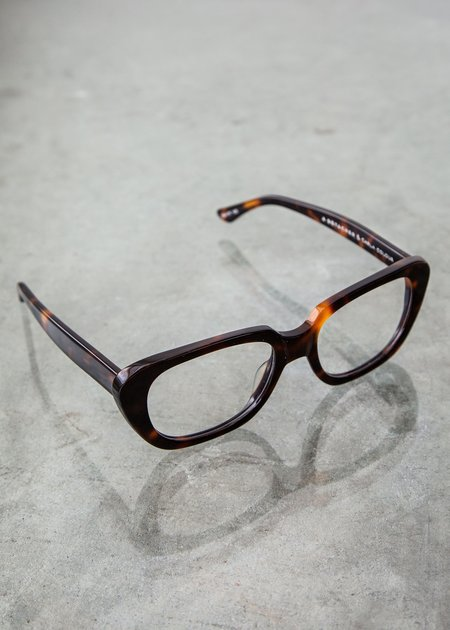 A Détacher Gloria Optical Glasses - Tortoise