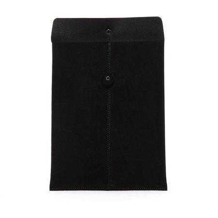 Graf Lantz Memo Suede Envelope - Black
