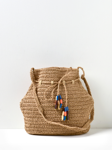 Paloma Wool Vase Bag - NEUTRAL