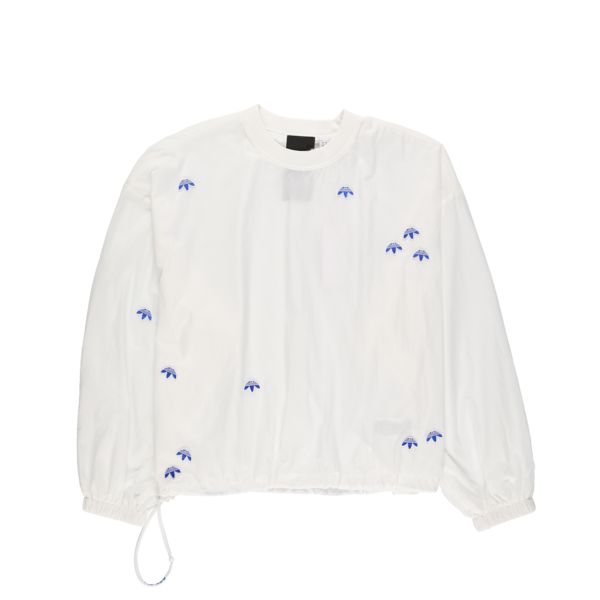 classic style wholesale dealer discount sale Adidas Alexander Wang x Sweatshirt - white on Garmentory