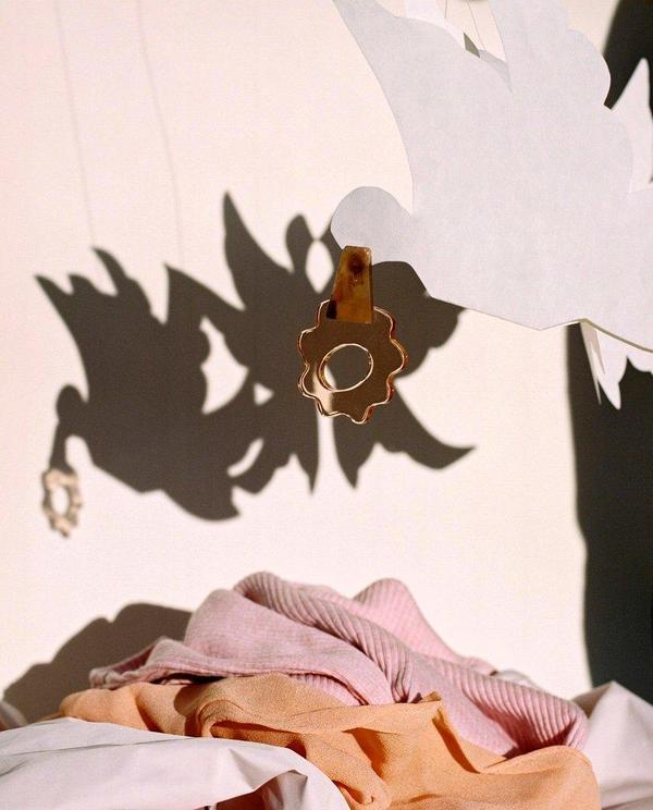 Après Ski Violeta Earrings - Rose