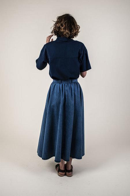 Facon Jacmin Facon Jasmin Jade Skirt - Blue