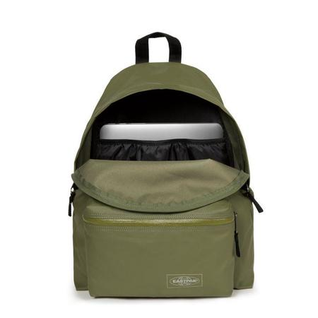 Eastpak PADDED PAK'R® BACKPACK TOPPED QUIET - GREEN