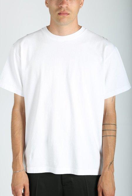 MACHUS TEE V2 - White