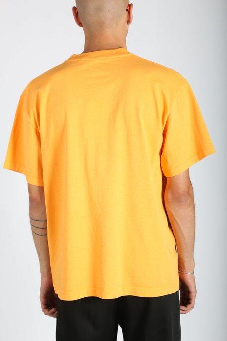 MACHUS TEE V2 - Orange Sherbert