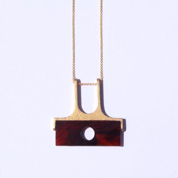 Metalepsis Projects Pediment Necklace
