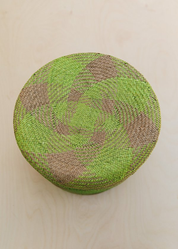 Territory Japa Basket - Neon