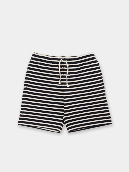 Norse Projects Ro Compact Shorts - Navy Stripes