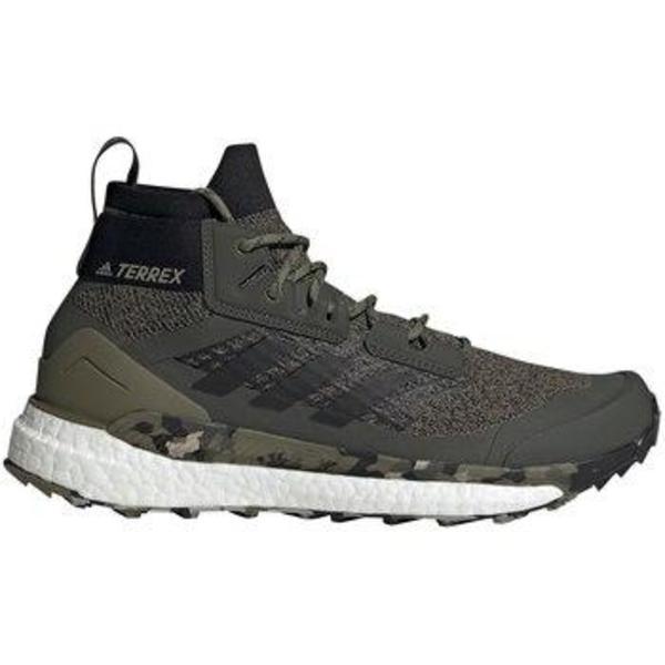 Zapatillas 2018 nuevo barato calidad autentica Adidas Outdoor Terrex Free Hiker Shoes - Raw Khaki/Desert Sand on Garmentory