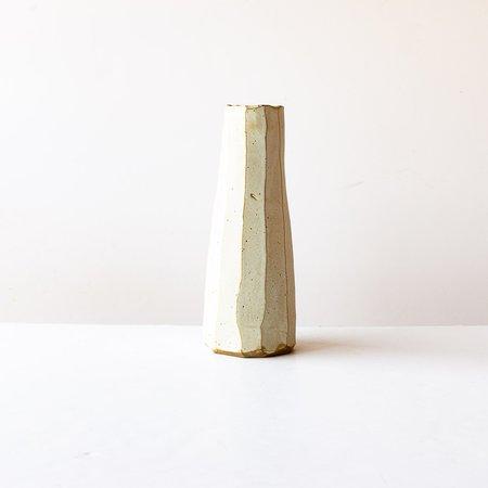 Gaïa Céramique Long Stoneware Vase