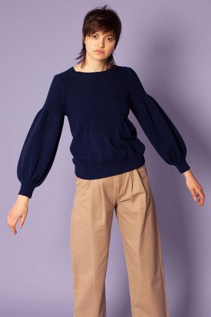 L.F.Markey Stewart Knit