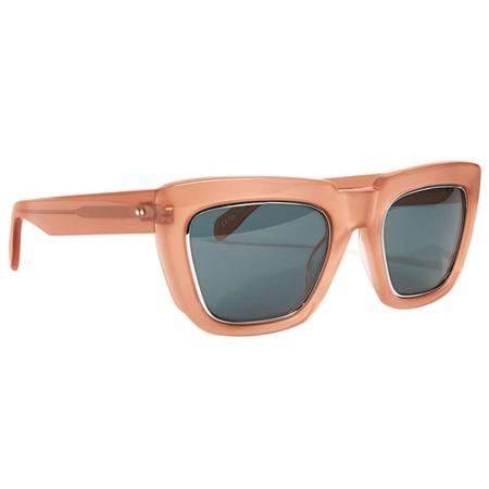 Unisex Zanzan Apache Sunglasses - Burnt Orange