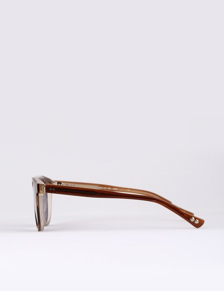 Oscar Deen X Folk Pinto Sunglasses - Gold