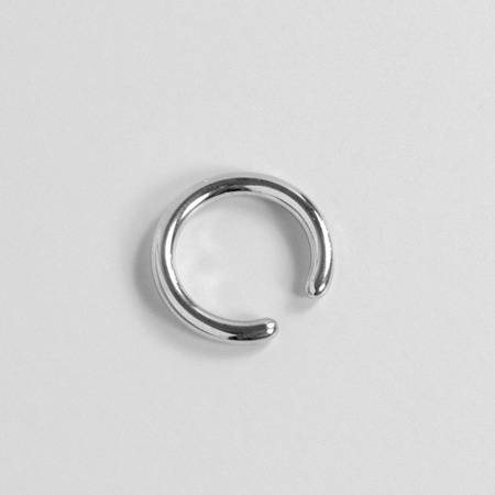 Annika Inez Soft Open Ring - Sterling Silver