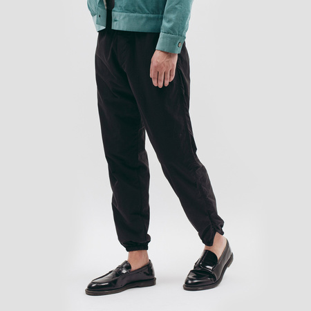 Maiden Noir Brushed Tech Trouser - Black