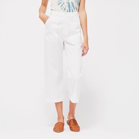 Lacausa Stella Trouser - White