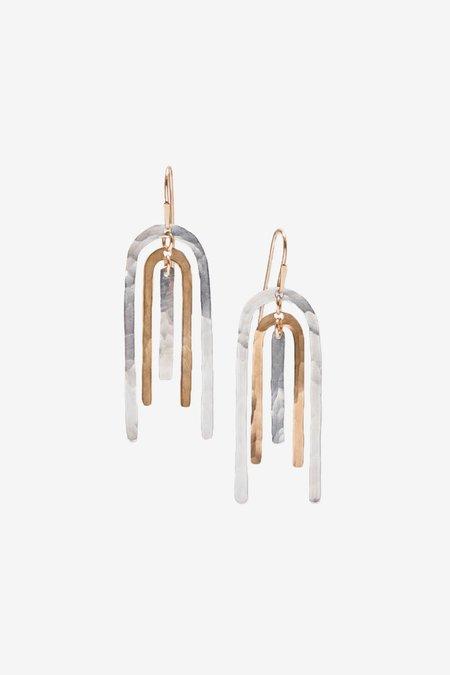 Fail Jewelry Ara Earring - Sterling Silver