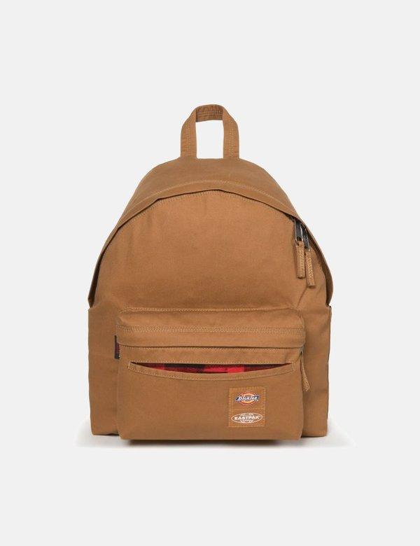 Dickies X Eastpak Padded Pak'r Backpack - Brown Duck