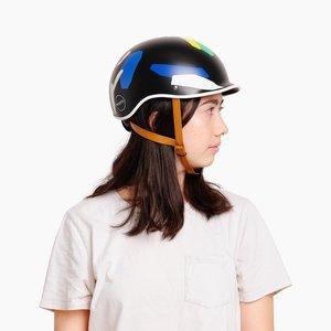 Poketo x Thousand Bike Helmet - Color Block