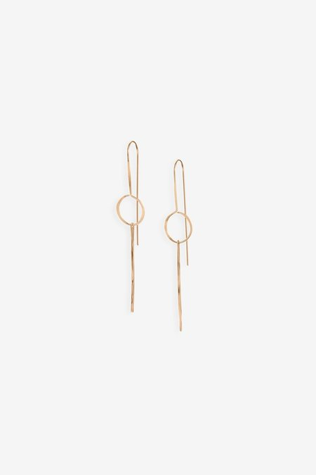 Fail Jewelry Seca Earring - Gold