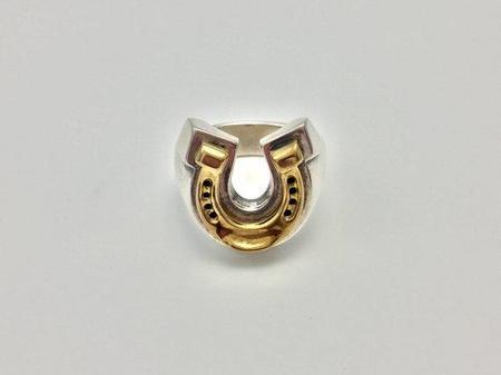 Joel Muller Design Horseshoe Ring