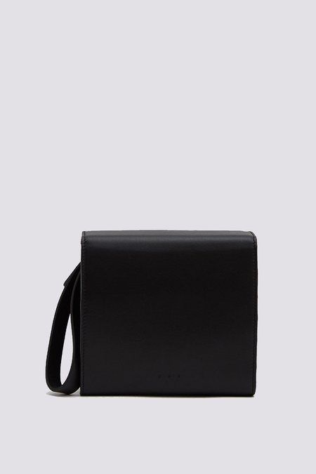 Aesther Ekme Leather Pouch - Black