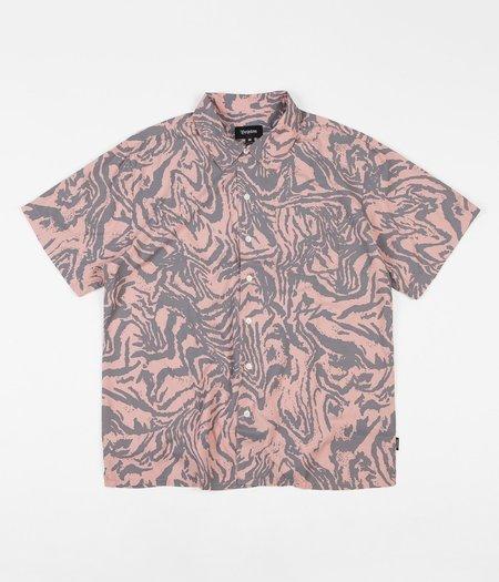 Brixton Lovitz S/S Shirt - Cameo