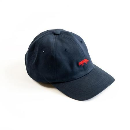 Raised by Wolves Restricted Dad Cap - Navy