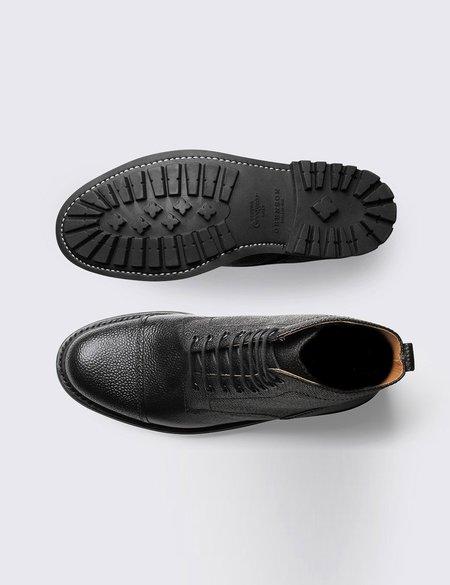 Grenson Joseph Grain Boot - Black