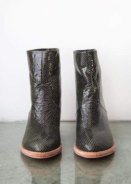 a Detacher Golda Boot - Hunter Green