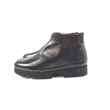 Thierry Rabotin 2213H Platform Bootie - Black
