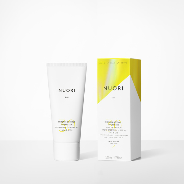 NUORI Mineral Defense Sunscreen SPF 30