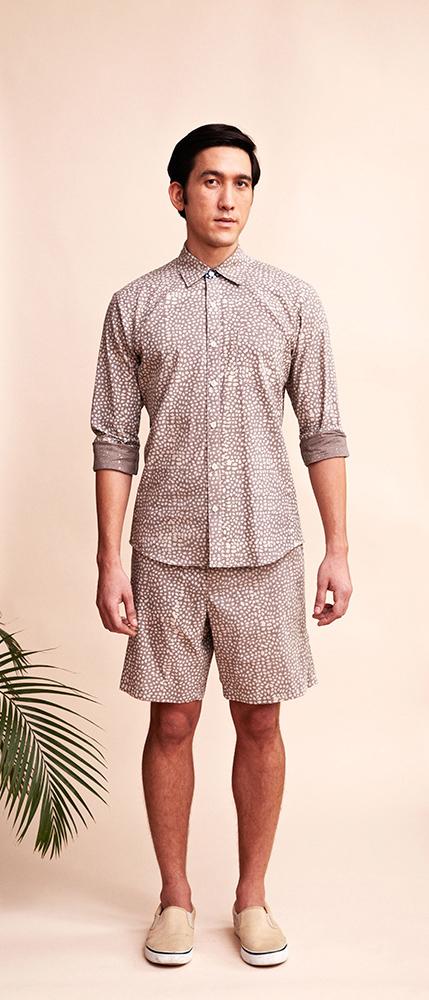 Men's Seek Tishon Shorts