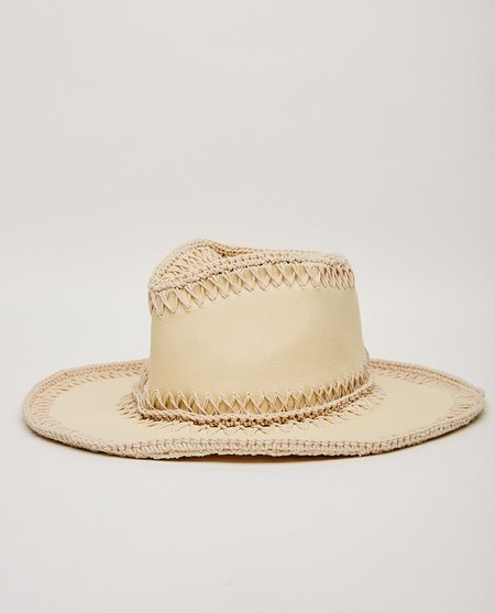 Brixton JOANNA COTTON HAT - OFF WHITE