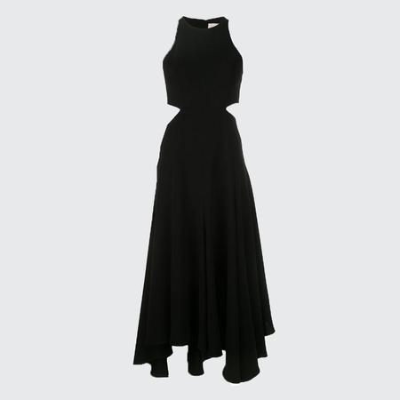 Cinq A Sept Belladonna Dress - Black