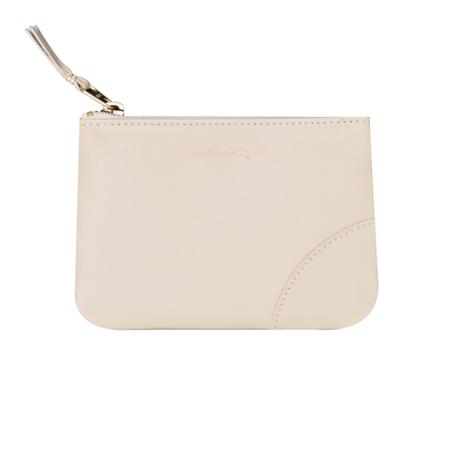 Comme des Garçons Classic Leather Line - White