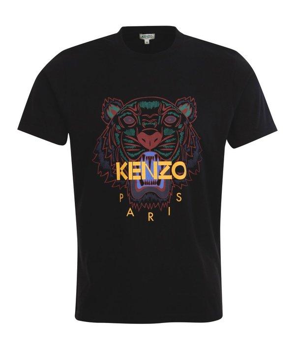 ada8924be5be Kenzo Classic Tiger T-Shirt - Black   Garmentory