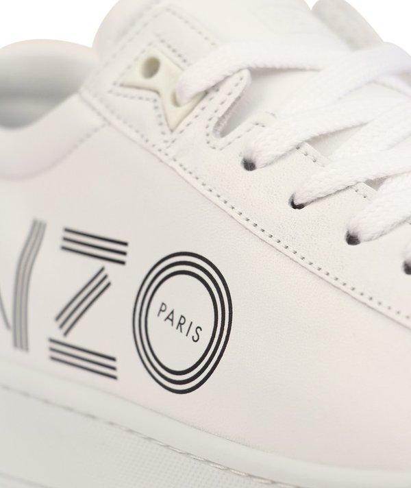 Kenzo Tennix Low Top Sneaker - White