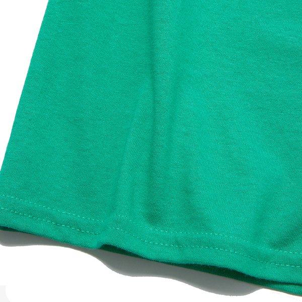 Post-Imperial X Engineered Garments Galactic Pocket Tee - Green
