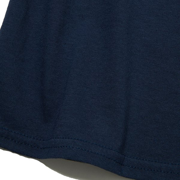 Post-Imperial X Engineered Garments Galactic Pocket Tee - Navy