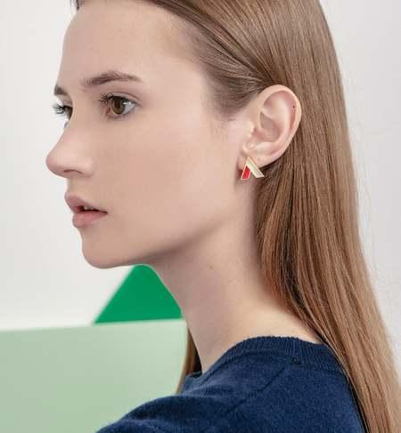 Matter Matters The A Earrings
