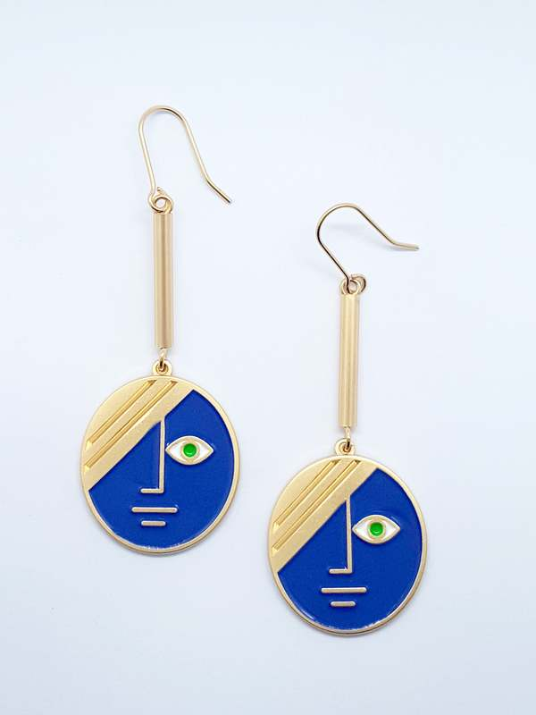 Matter Matters Large Eclipse Earrings