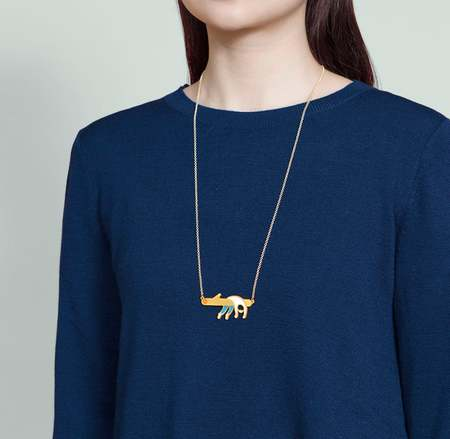 Matter Matters Swing Low Necklace