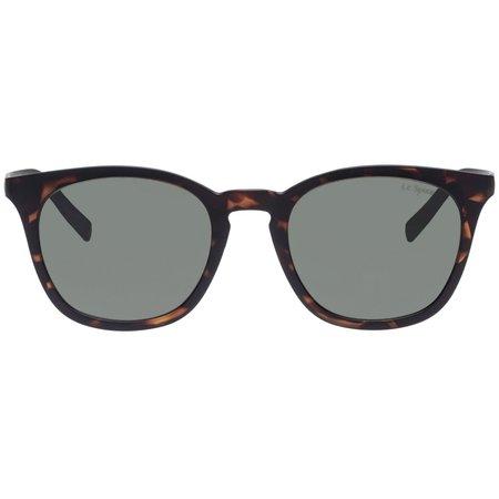 Le Specs Fine Specimen - Khaki Mono