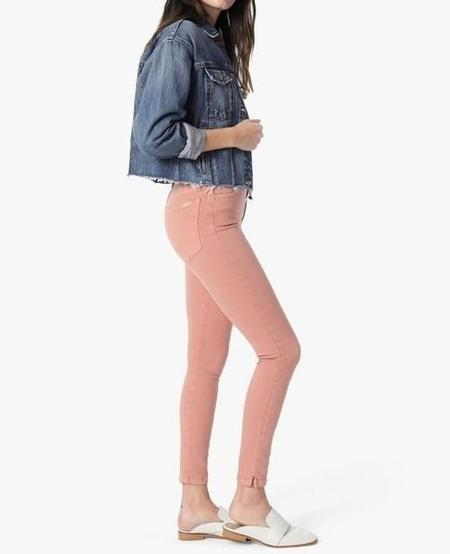 Joe's Jeans  Charlie High Rise Skinny - Blush